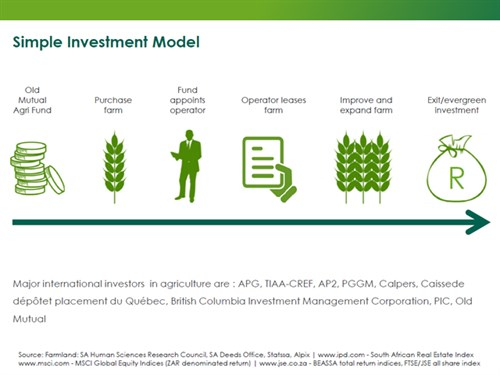 Simple Investment Model