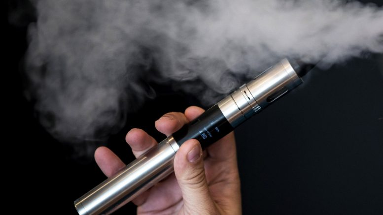 Electronic cigarettes associated with potential adverse health effects - Evidence is growing
