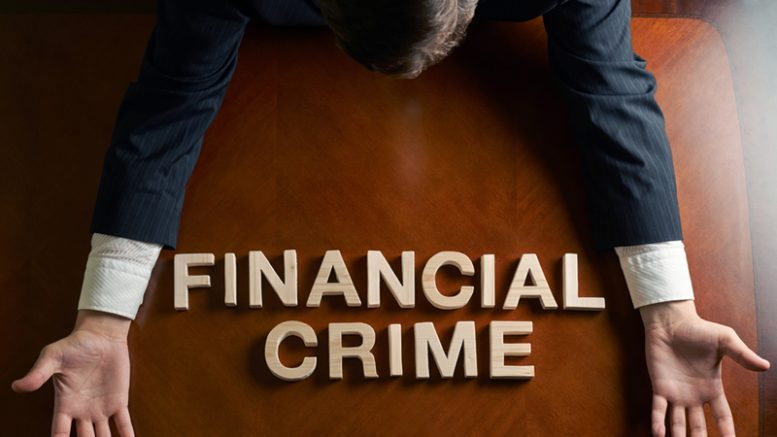 Help Fight Financial Crime