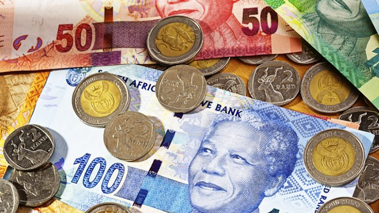 Rand breaks below R12/$ for the first time since 2015