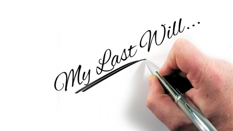Can An Email Instruction Constitute A Will?