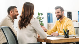 Meeting with a Financial Advisor for the First Time